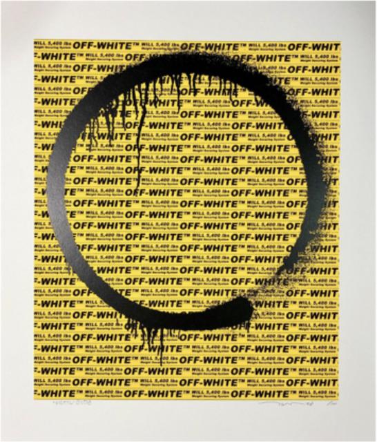 Takashi Murakami, 'Kyoto Enso', 2018, Dope! Gallery