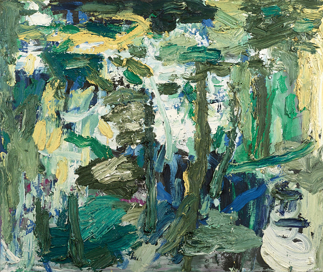 , 'The Scenery of Cézanne,' 2007, M. Sutherland Fine Arts