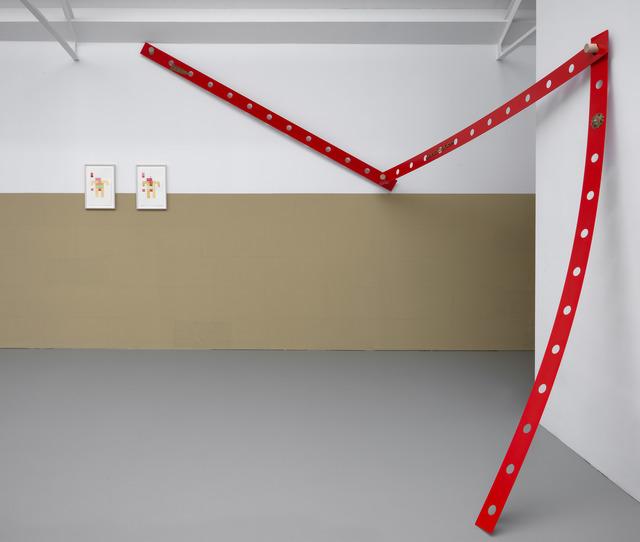 , 'Tonalpohualli Xipe,' 2017, Galerie Fons Welters