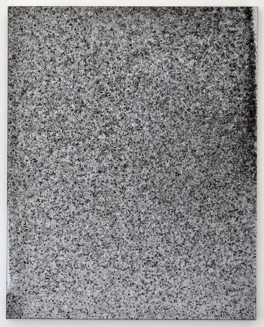 , 'Tilted Black Shine,' 2016, Marie Kirkegaard Gallery