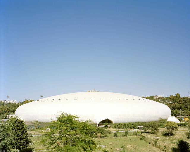 , 'Salle Ominsport, Algiers, Algeria,' 2013, ElliottHalls