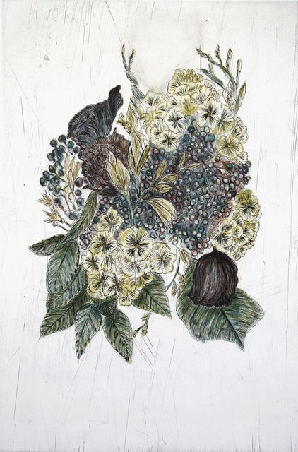 , 'Touch (Hydrangea),' 2006, Marlborough London