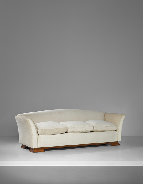 Gio Ponti, 'Unique sofa, designed for Casa Ferruccio Asta, Milan', ca. 1941, Phillips