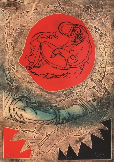 ", '""Venus pendiente"",' 2005, Moises Valdes Gallery."