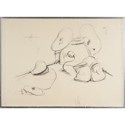 Claes Oldenburg, 'Soft Drum Set', 1972, Seraphin Gallery