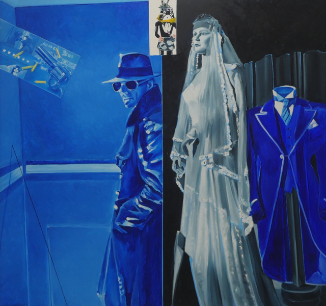 , 'La vie imaginaire de Jonq Erouas Cym n˚8,' 2001, Richard Taittinger Gallery