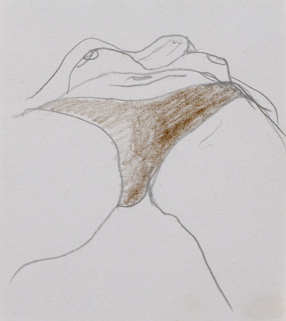 , 'Akt (Nude),' 1974, Edward Cella Art and Architecture