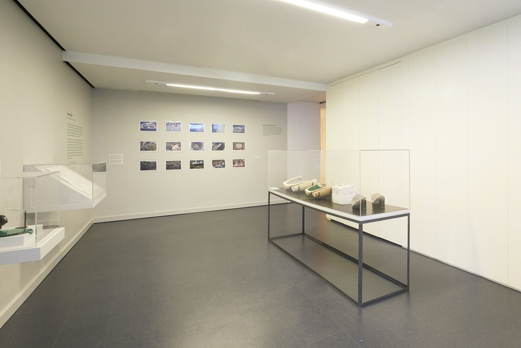 Installation View of 'MAD Process Lab: Anna Riley'