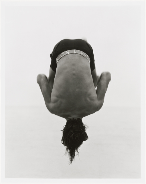 , 'Backflip, Paradise Cove,' 1987, Museum of Fine Arts, Boston