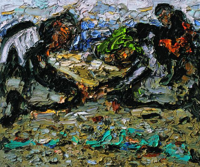 Liu Maonian, 'Praying', 2013, Juliette Culture and Art Development Co. Ltd.