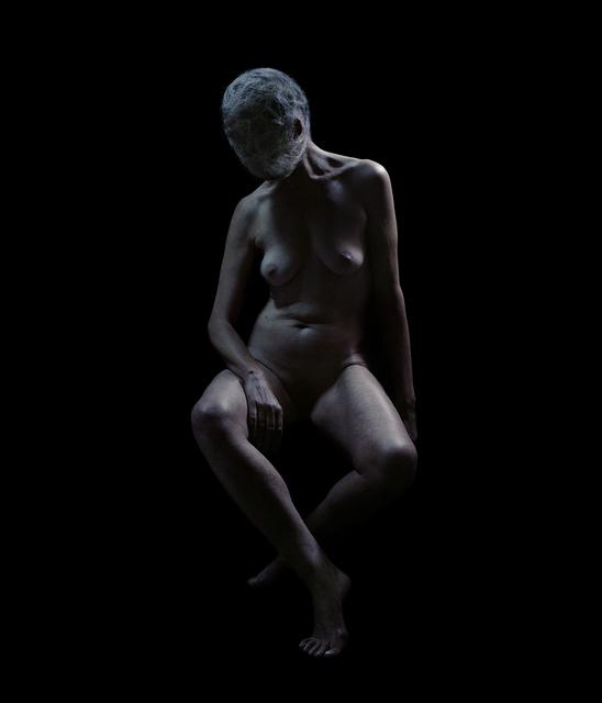 , 'fig. XVI,' 2017, Galerie SOON