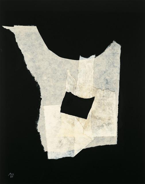 Robert Motherwell, 'Night Music Opus No. 16', 1989, Dedalus Foundation
