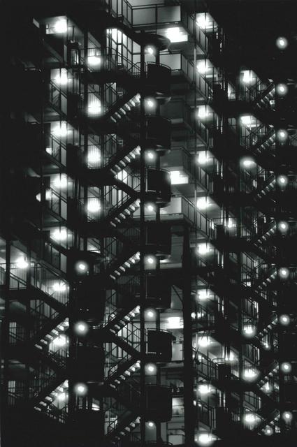 , 'Maquette/Lights #4303,' 1995, SAGE Paris
