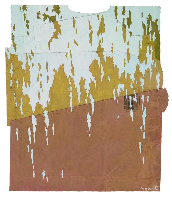 , 'cliff's edge,' 2017, David Lusk Gallery