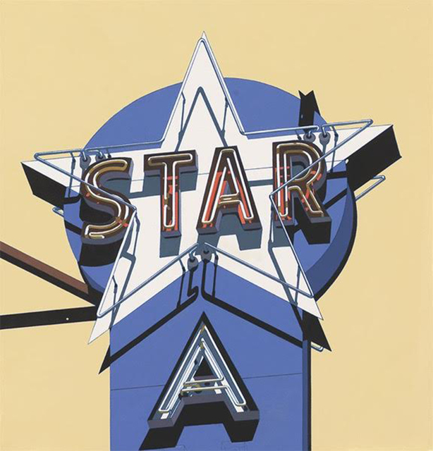, 'Star with Notes,' 1985, Somerville Manning Gallery