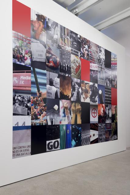 , 'On Translation: FIFA 2014 ,' 2014, Galleria Michela Rizzo