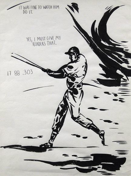 , 'No Title (It was fine...),' 1991, Vivian Horan Fine Art