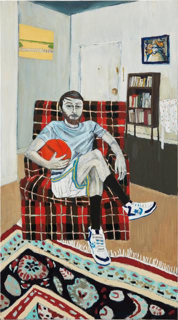 Raffi Kalenderian, 'Self Portrait (Hoop it Up)', 2006, Phillips