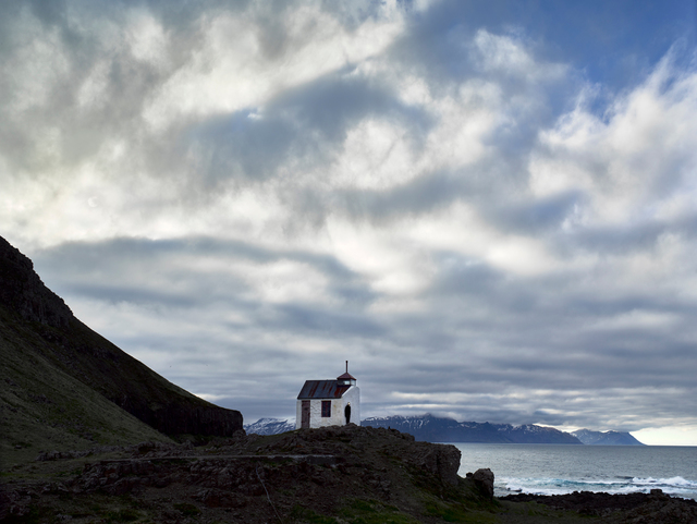 , 'I am the Lighthouse, Iceland,' 2015-2016, Holden Luntz Gallery