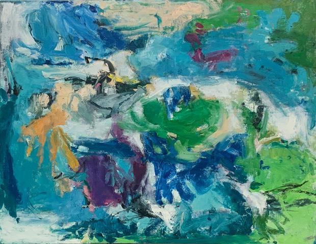 , 'Undersea (Coral Reef) III,' 2018-2019, Rosenthal Fine Art
