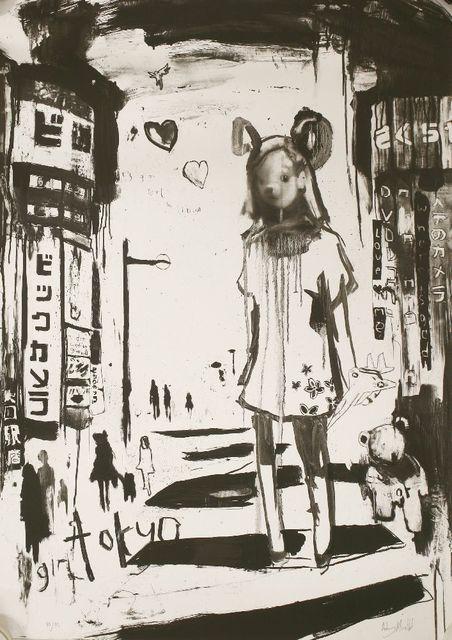 Antony Micallef, 'GIRL TOKYO', 2005, Sworders