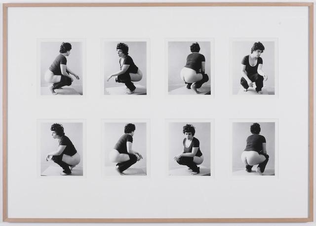 , 'Studies for Fidei Commissum,' 2000-2001, Christine König Galerie