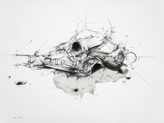 Eric Lacombe, 'Untitled 9', 2016, Artevistas Gallery