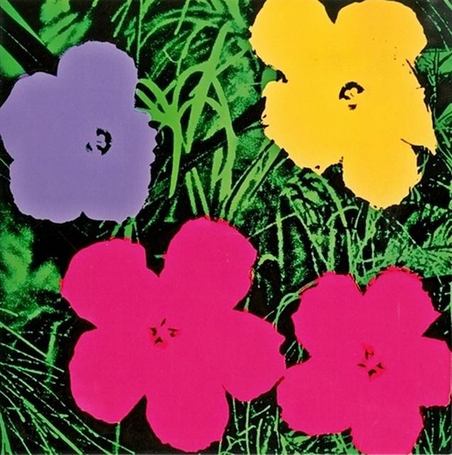Andy Warhol, 'Flowers (Galerie Sonnabend)', 1970, Alpha 137: Prints & Exhibition Ephemera VI