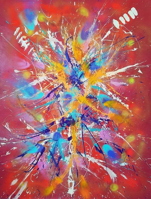 ISA-L, 'N°70.40 Bouquet de vie', 2019, Galerie Libre Est L'Art