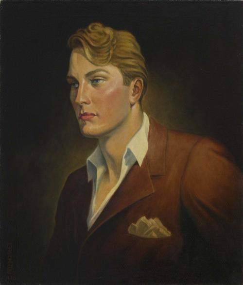 , 'Stephen Barclay (Portrait),' 1940, TASCHEN