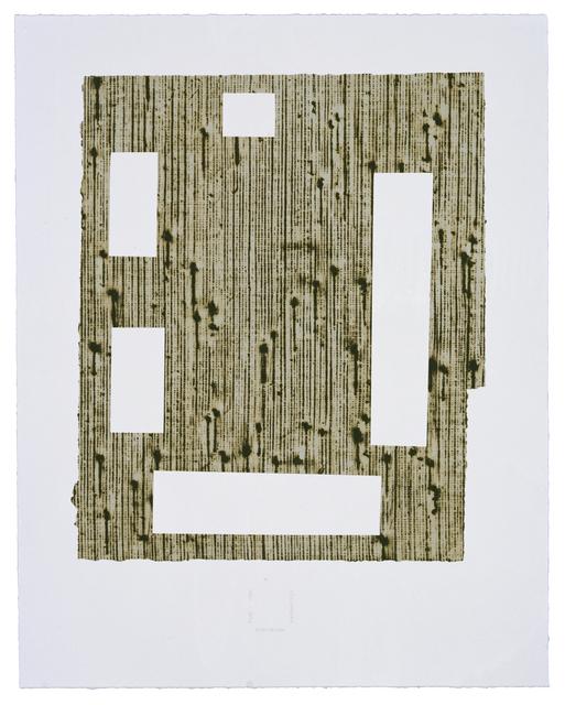 , 'A Columbian Necklace...,' 2007, Gemini G.E.L.