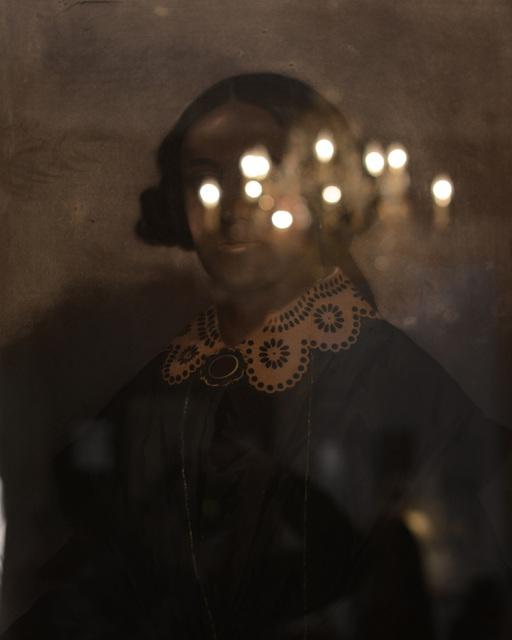 , 'Portrait of a Free Woman of Color,' 2014, L'agence à Paris
