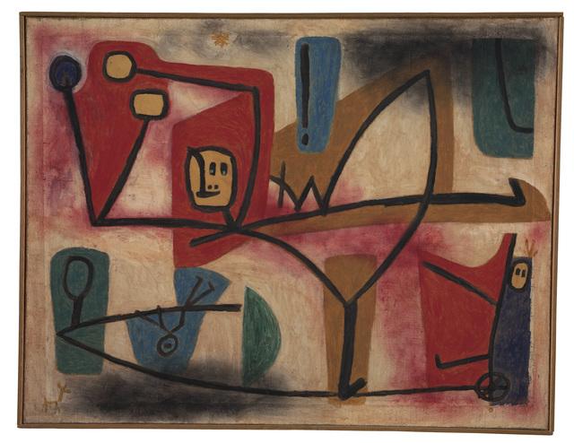 , 'Exubérance,' 1939, Centre Pompidou