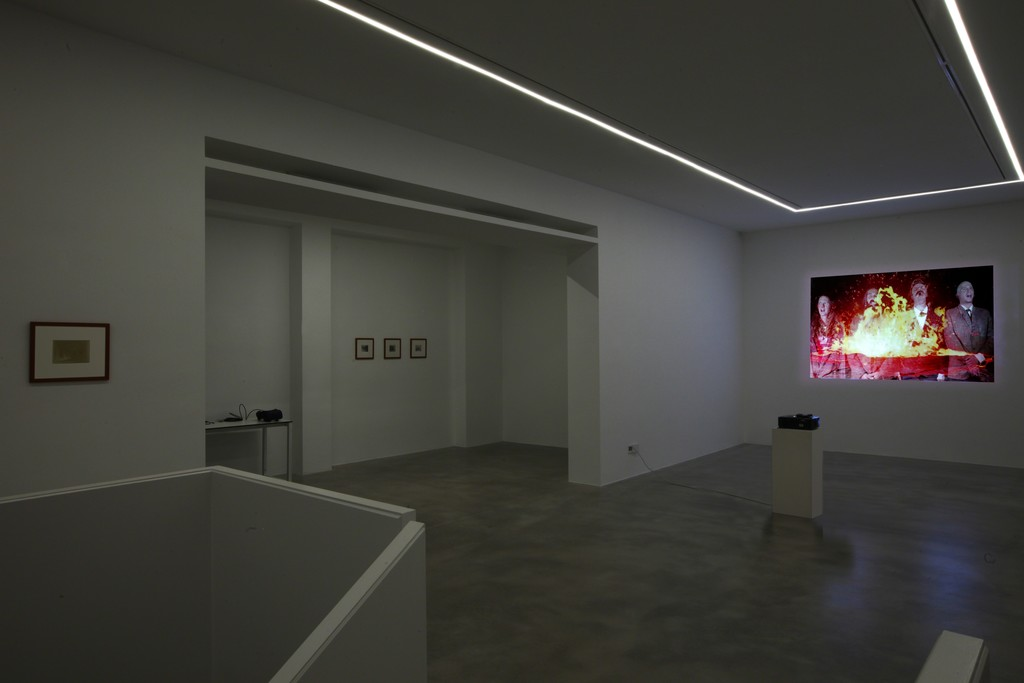 Eight years after the extensive retrospective exhibition held at the PAC (Milan) titled Open Oscura, curated by Demetrio Paparoni and Gianni Mercurio, Tony Oursler has returned to Milan with an exhibition at the Dep Art Gallery titled The Volcano and Poetics Tattoo & UFO.