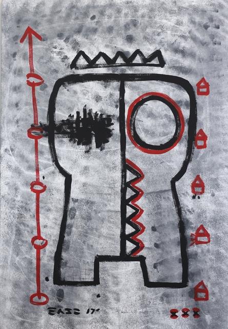 Gary John, 'Bobby Skull', 2017, Artspace Warehouse