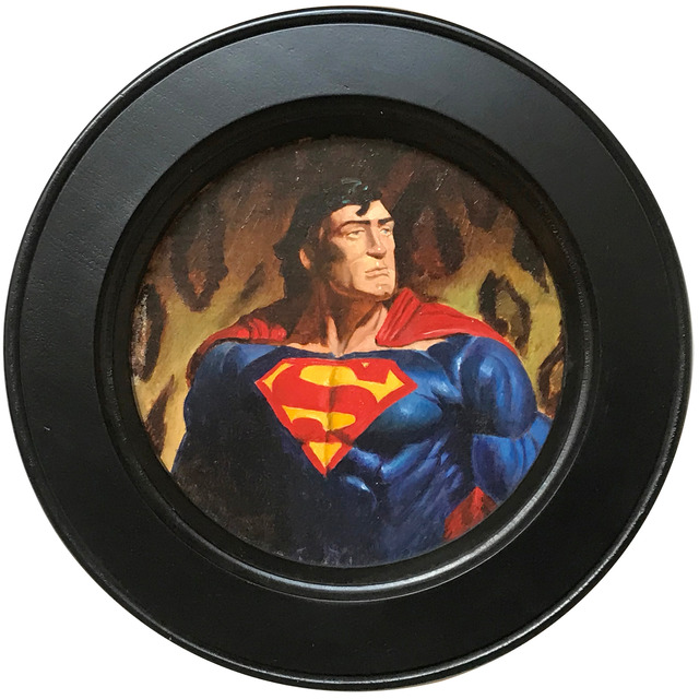 , 'Superman,' 2017, AFA Gallery