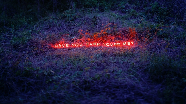 Jung Lee, 'Have You Ever Loved Me?', 2010, Photography, C-type Print, Diasec, CHRISTOPHE GUYE GALERIE