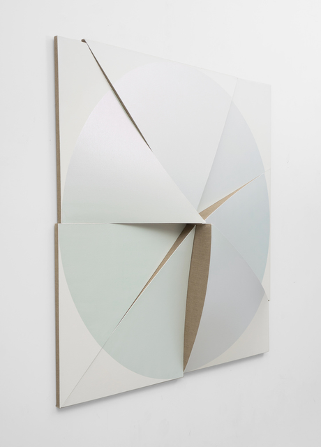 , 'Roundtrip Pointless Non-Fit Pearl,' 2018, Peter Blake Gallery