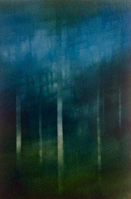 , 'Forest Stacks,' 2015, Gallery NAGA