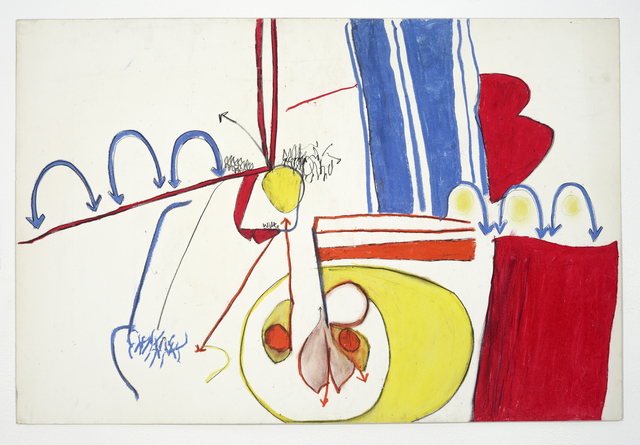 , 'Untitled,' ca. 1960, Ronald Feldman Gallery