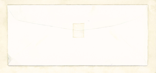 , 'Envelope with Tape,' 2016, Garvey | Simon