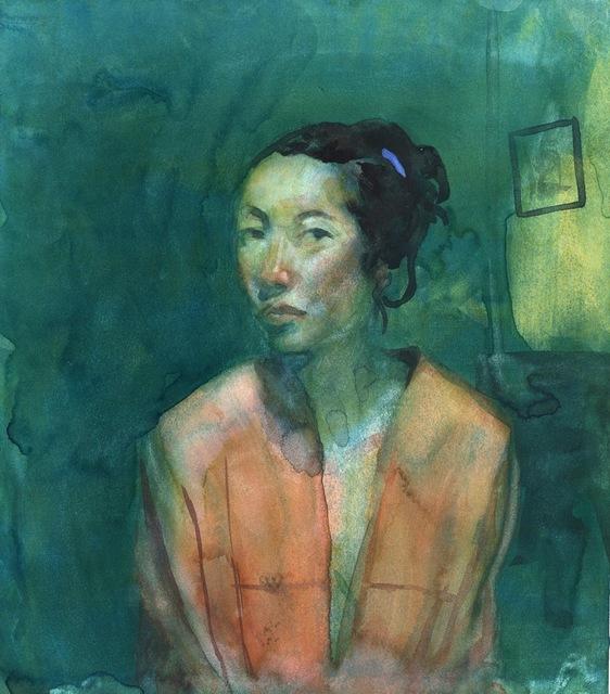 , 'Angela,' , Helikon Gallery & Studios