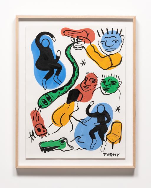 , 'TRU LUV,' 2019, Brannan Mason Gallery