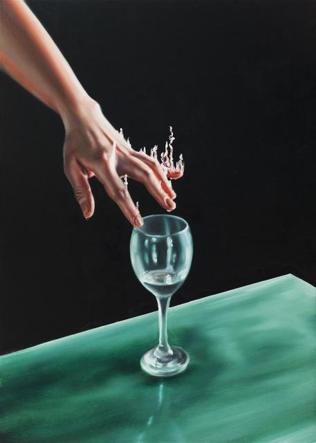 , 'The Glass Harmonica IV,' 2016, Gallery Baton