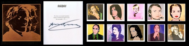 , 'Deluxe Hand Signed Limited Edition: Portraits of the 1970s portfolio,' 1979, Alpha 137 Gallery