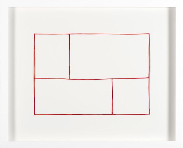 , 'Frame #1,' 2015, MLF | MARIE-LAURE FLEISCH