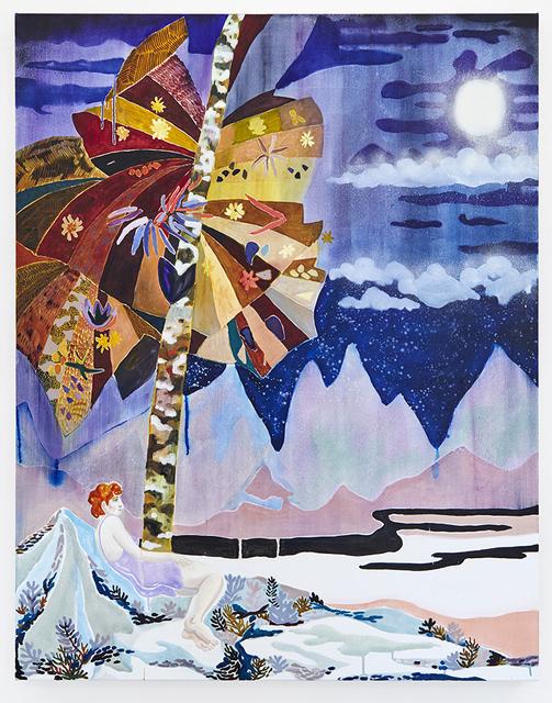 Freya Douglas-Morris, 'Tree of Childhood ', 2019, Lychee One