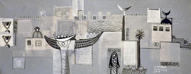 , 'Untitled 32,' 2015, Hafez Gallery