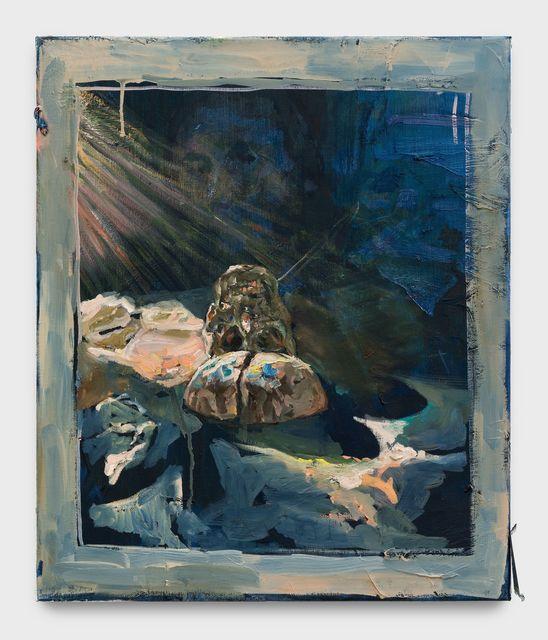 Matthieu Ronsse, 'Memorabilia', 2018, Painting, Oil on canvas, Almine Rech