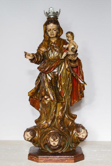 , 'Nossa Senhora do Rosário,' ca. 1750, Sandra e Márcio